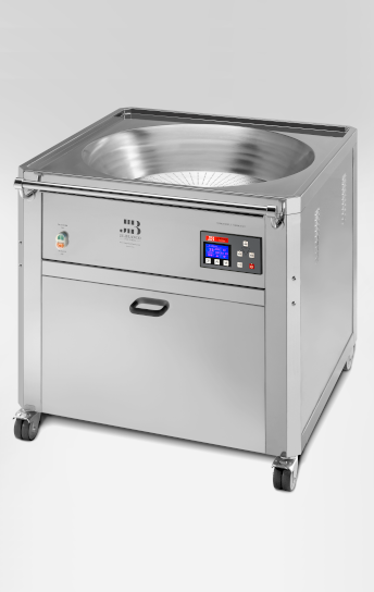 Electric fryer for churros